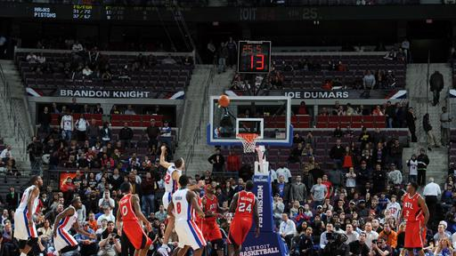 Pistons hold off Hawks 86-85