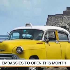 Inside the Re-Establishment of U.S., Cuba Relations