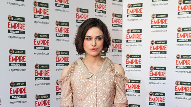 Worst Red Carpet Looks 2011 Keira Knightley