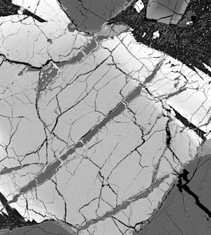 Ancient Mars Had Component Key to Life, Meteorite Reveals