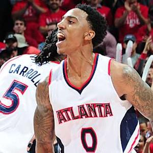 Steal of the Night - Jeff Teague