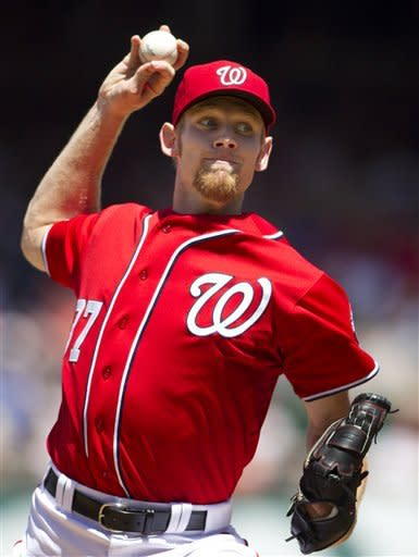 Strasburg stars as Nationals beat Orioles 9-3