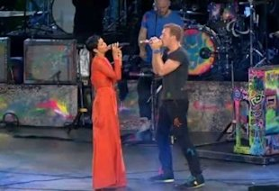 Coldplay, Rihanna And Jay Z Bring The London 2012 Paralympics To A Glittering End 