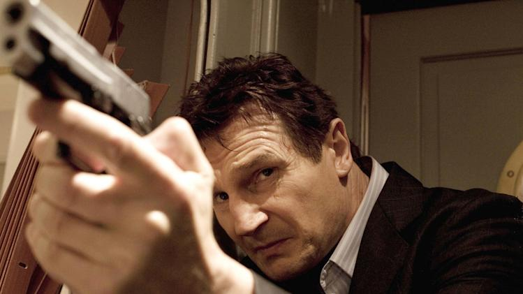 Liam Neeson Taken Production Stills 20th Century Fox 2009