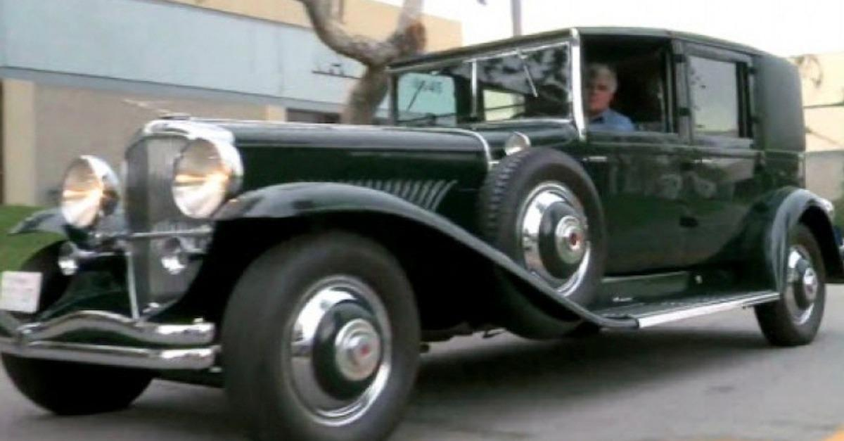 21 Stunning Vehicles From Jay Leno's Collection