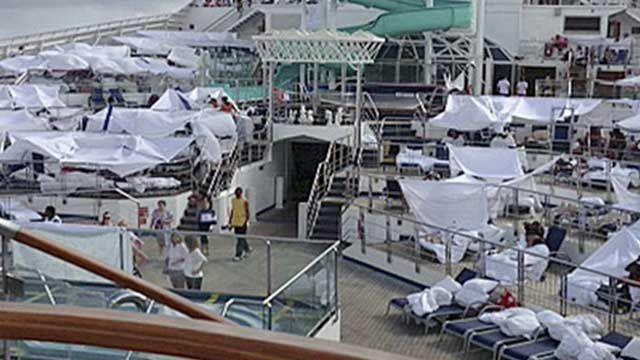'Carnival Cruise Lines is bulletproof'