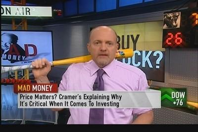 Be patient, wait for right pitch: Cramer