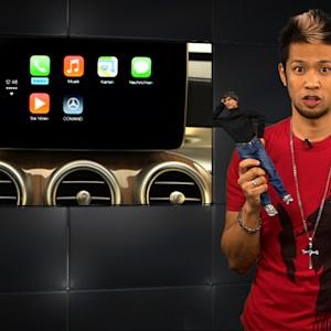 Apple's CarPlay wants to ride with you