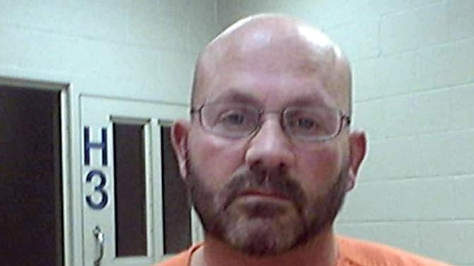 This photo provided by the  Butler County, Mo., sheriff's Office shows Robert Lile of Osawatomie, Kan. Lile, a convicted rapist who co-founded a Kansas talent agency after spending 20 years in prison and challenging the state's sex offender rehab program before the U.S. Supreme Court is now accused of raping a 14-year-old girl at knifepoint in a Tennessee hotel.  He waived extradition Tuesday, Jan. 15, 2013 during a hearing in Bates County, Mo., and is awaiting extradition to Tenn.  (AP Photo/Butler County Sheriff)