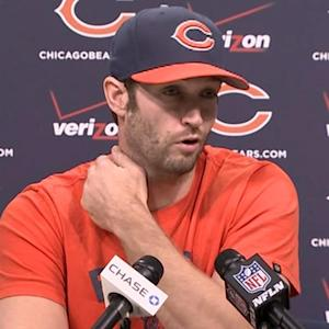 The Chicago Bears Might Cut Jay Cutler