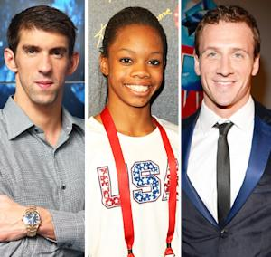 The 7 Most Buzzed-About Stars at the 2012 London Olympics