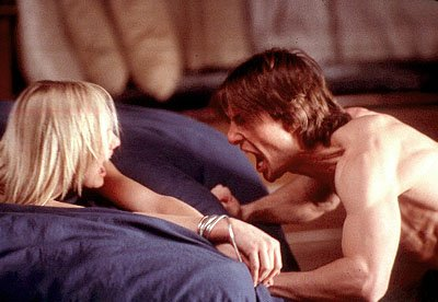 Cameron Diaz and Tom Cruise in Paramount's Vanilla Sky