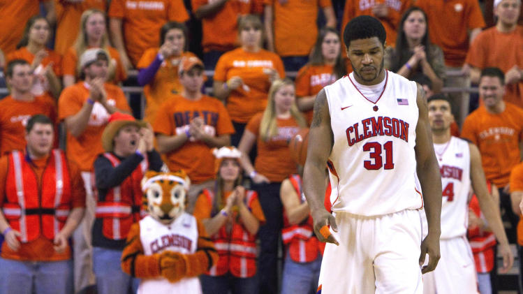 NCAA Basketball: Miami-Florida at Clemson