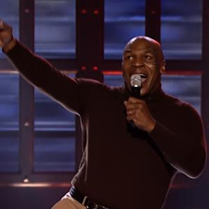 Mike Tyson and Terry Crews Go Head to Head on 'Lip Sync Battle'