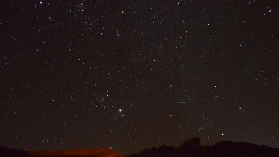 Reporter's Journal: A New Yorker's View of the Southern Sky