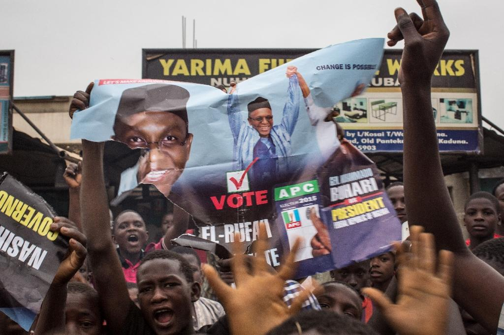 Nigeria elects Buhari as president in historic vote