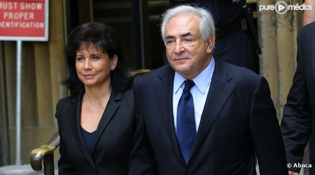 Vie privée : DSK et Anne Sinclair assignent Closer