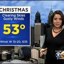 Kate's Christmas Forecast: December 24, 2014