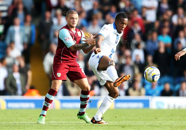 Soccer - Sky Bet Championship - Leeds United v Burnley - Elland Road