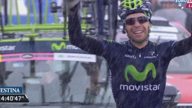 Visconti victorious on Galibier as Nibali retains lead