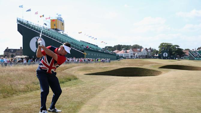 142nd Open Championship - Previews