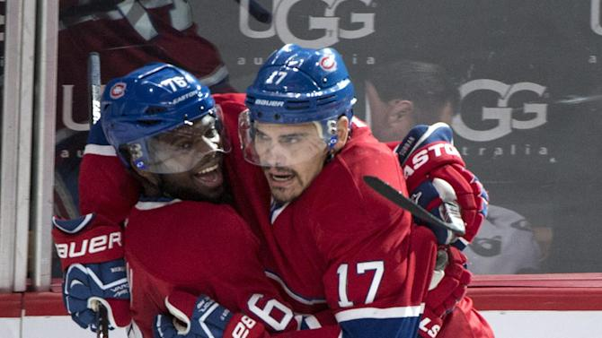 Canadiens surge past Rangers 7-4, force Game 6