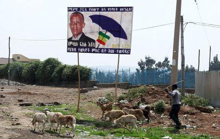 Ruling party seen winning as Ethiopians vote, opponents complain