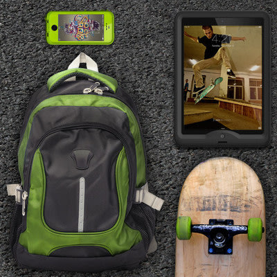 LifeProof waterproof smartphone and tablet cases perfect for back to school