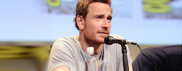 First look at Fassbender in 'Assassin's Creed'