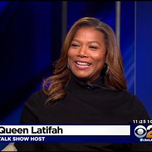 The Queen Latifah Show Premieres At 2PM On CBS2