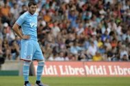 Gignac laments broken foot 'bad luck'