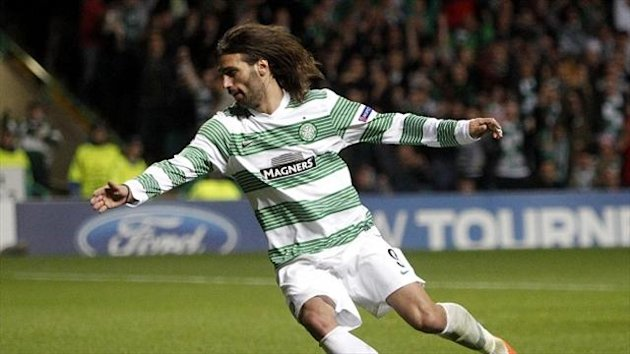 Georgios Samaras (PA Photos)