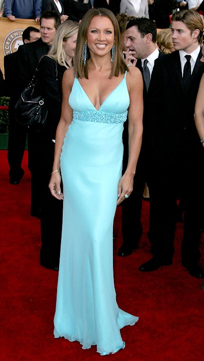 Vanessa Williams at the 13th Annual Screen Actors Guild Awards.