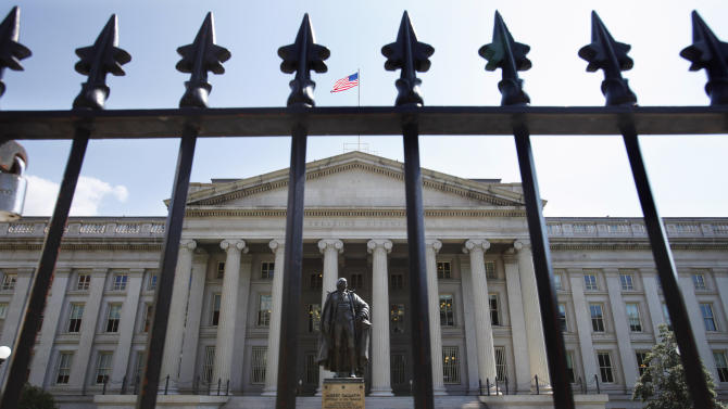 Ahead of the Bell: US budget deficit