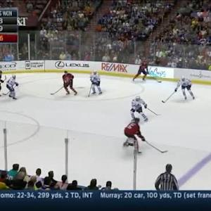 Maple Leafs at Panthers / Game Highlights