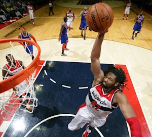 Wizards snap Knicks' five-game winning streak