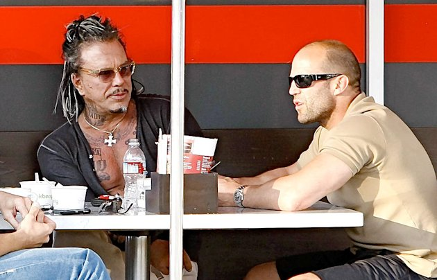 Statham Rourke Lunch