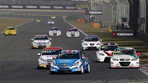 WTCC in Shanghai