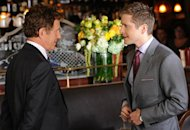 John Shea, Matt Czuchry | Photo Credits: David M. Russell/CBS