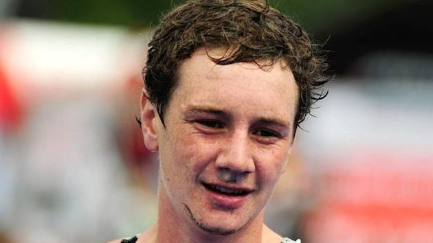 TRIATHLON Alistair Brownlee