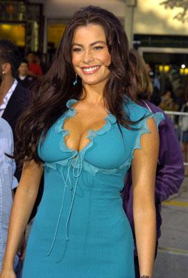 Sofia Vergara at the L.A. premiere of MGM's Soul Plane