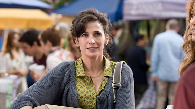 Michaela Watkins The Back-up Plan Production Stills CBS 2010