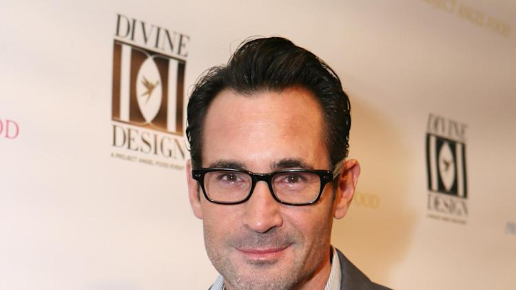 Gregory Zarian seen at the Opening Night Of Project Angel Food's Divine Design 2013, on Thursday, Dec. 5, 2013 in Los Angeles. (Photo by Alexandra Wyman/Invision for Project Angel Food/AP Images)