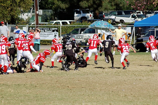 The Tustin Cobras in action &#x002014; Flickr