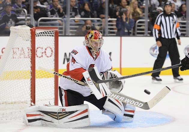 Ottawa Senators v Los Angeles Kings
