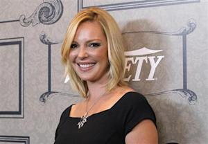 Heigl poses at Variety?s 4th Annual Power of Women event in Beverly Hills