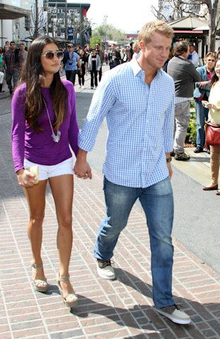 Over Already? The Bachelor's Sean Lowe And Catherine Giudici 'Caught Having Major Rows'