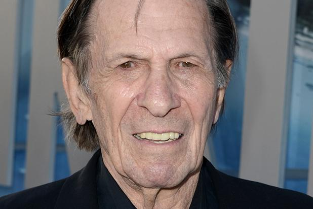 'The Big Bang Theory' Offers On-Screen Tribute to Leonard Nimoy (Photo)