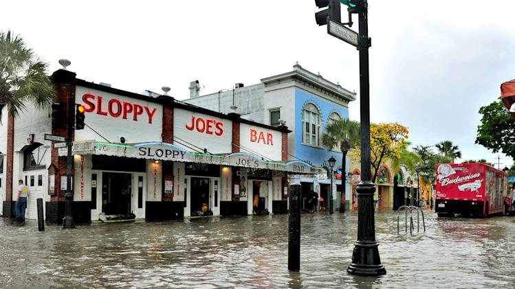 Florida Keys prepare for sea level rise