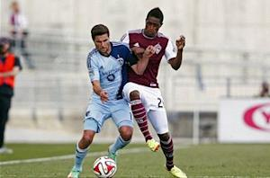 Colorado Rapids 2-3 Sporting Kansas City: Dwyer winner overcomes penalties